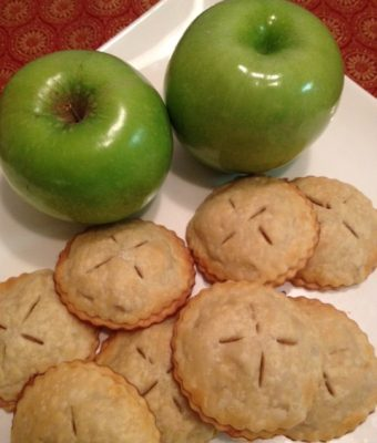 Apple Pie Rounds
