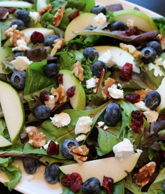 Blues & Greens Salad